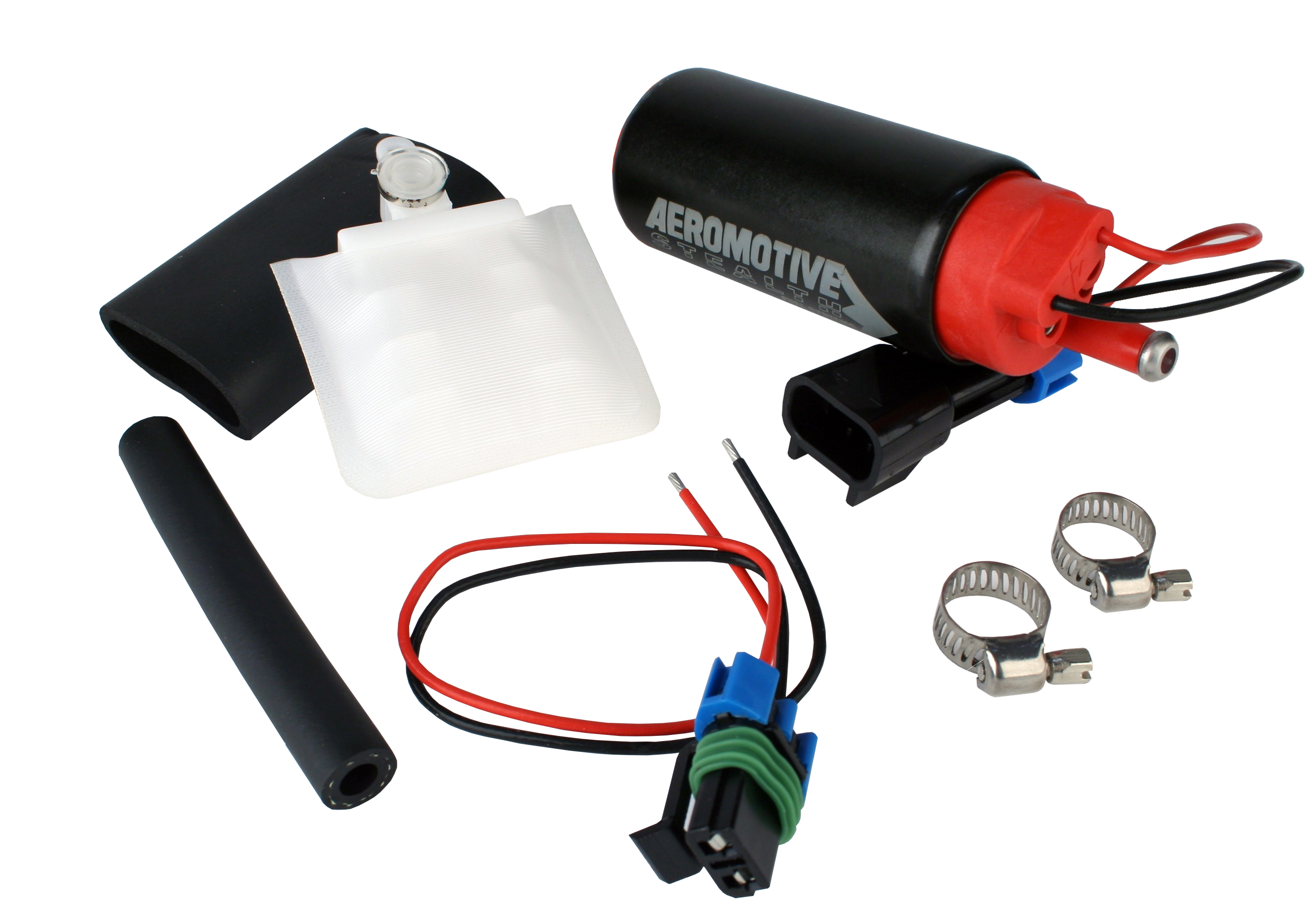 Extreme Psi Your 1 Source For In Stock Performance Parts Infiniti G37 Fuel Pump Aeromotive 340 Lph E85 Stealth Offset Inlet Opposite W Outlet 31036