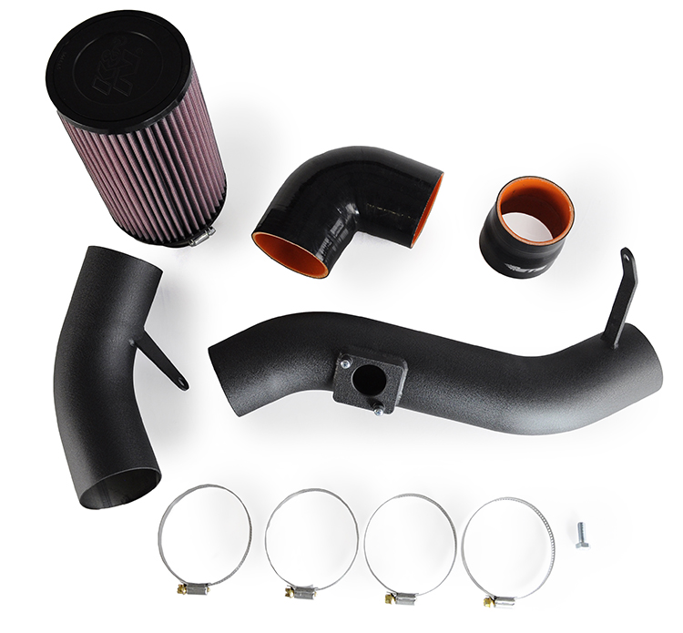 For 2002-2007 Impreza Wrx Sti Turbo Cold Air Intake Piping Filter Induction Set