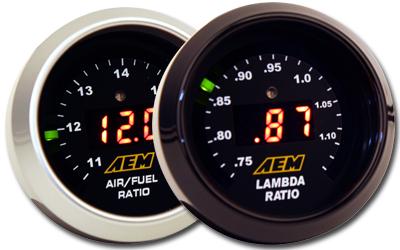 AEM Digital Wideband UEGO Bosch LSU 4.9 O2 Sensor for 30-4110 Gauge Replacement