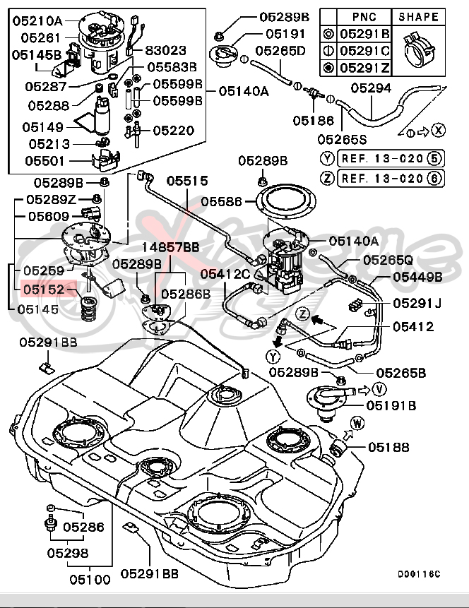 2009 mitsubishi lancer fuse box diagram