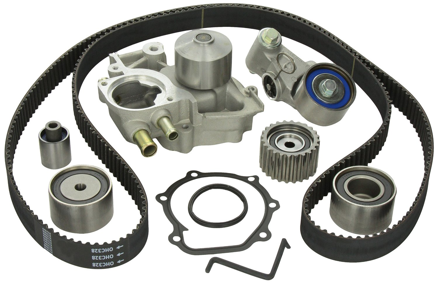 Extreme Psi Your 1 Source For In Stock Performance Parts Timing Belt Chain Gates Complete Racing Kit With Water Pump Subaru Wrx Ej20 04 05 24394