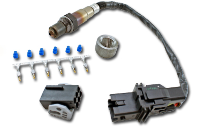 aem_wideband_sensor_connector_kit 01 extreme psi your 1 source for in stock performance parts bosch wideband o2 sensor wiring diagram at honlapkeszites.co