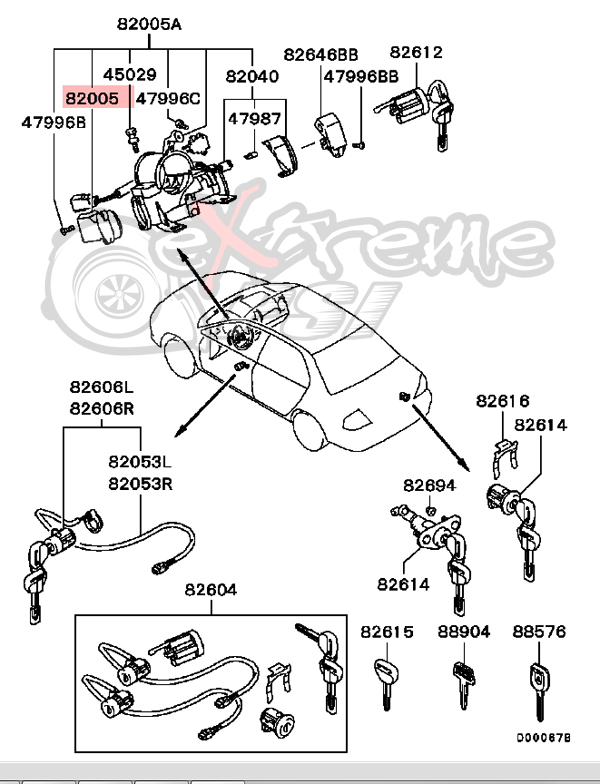 mitsubishi 3000gt fuel wiring diagram