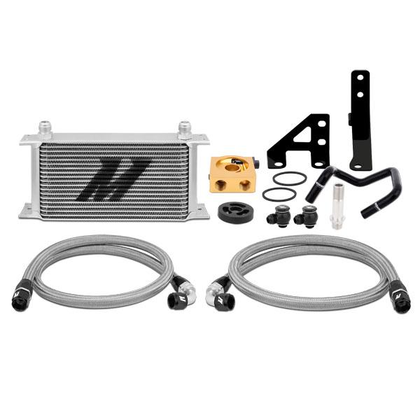 Mishimoto Transmission Cooler Fits 2015 FA20DIT Subaru WRX CVT