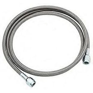 "Extreme PSI -3AN Stainless Steel Line 42"" (Straight to Straight)"