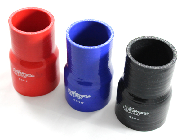 """Extreme PSI 4-Ply Silicone Reducer: 2.50"""" - 3.00"""" I.D."""