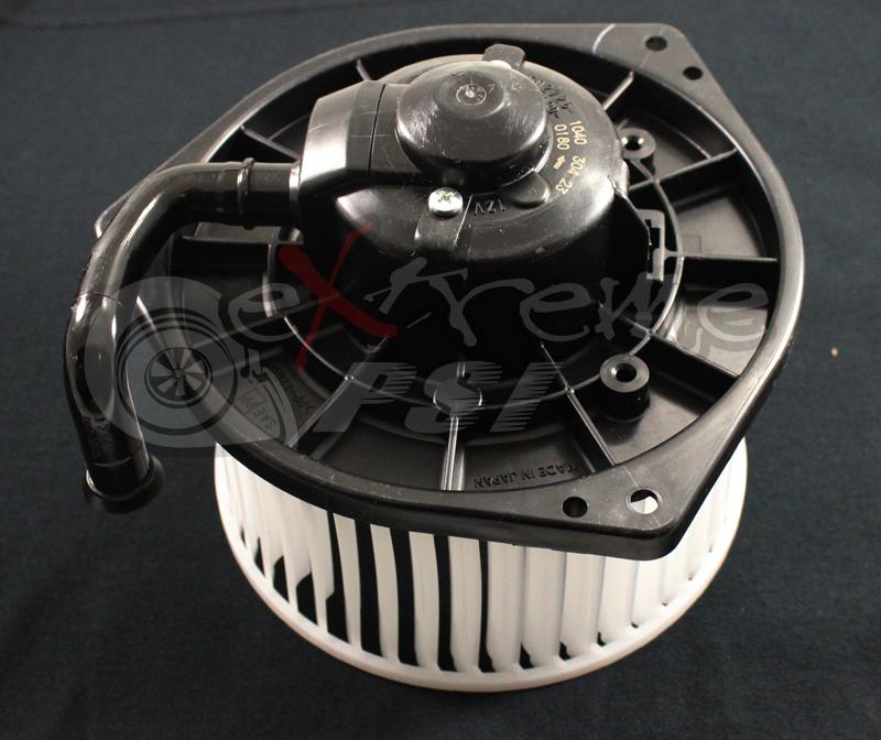 OEM Fan & Motor Blower for AC/Heater: Mitsubishi EVO VIII, & IX
