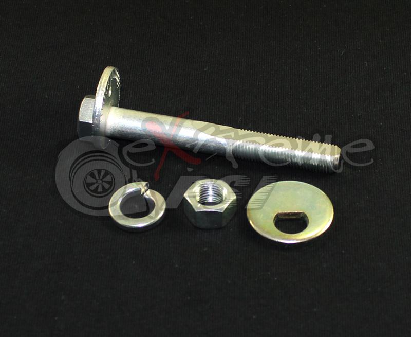 OEM Rear Camber Adjustment Bolt Kit: Mitsubishi Eclipse GSX 1990-1994