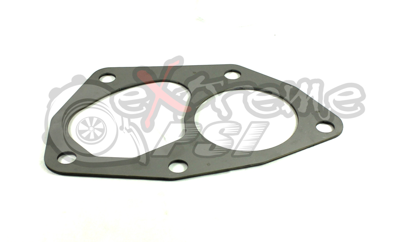 Extreme PSI Heavy Duty 3-Ply MLS O2 Housing Turbo Outlet Exhaust Gasket (Divided): Mitsubishi Lancer EVO VIII & IX *SALE*