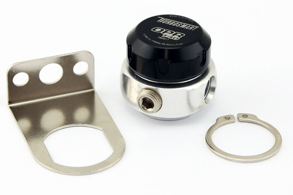 Turbosmart T40 Oil Pressure Regulator: 40 PSI