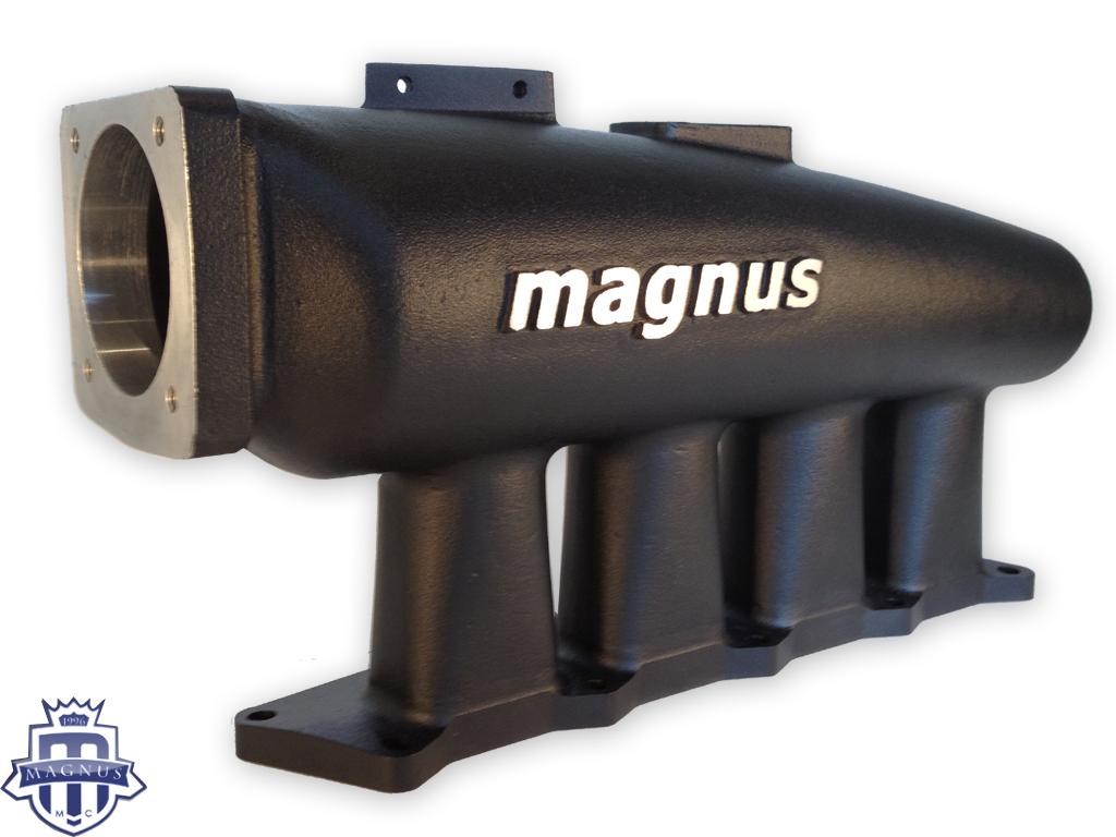 Magnus V3 Cast Aluminum Intake Manifold: 1G DSM / VR4