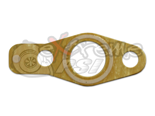 OEM Oil Return Line Gasket : Mitsubishi Eclipse 1990-1999 Oil Pan Side and TD04/TD05 Turbocharger