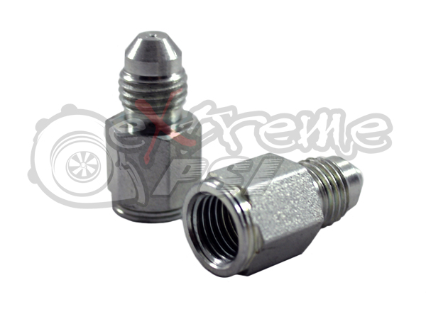 "Extreme PSI -4AN Male to Female Inline Oil Restrictor .031"" Orifice"
