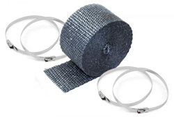 DEI Pipe Wrap & Locking Ties Kit 2 in x 25 ft