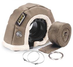 DEI Titanium Turbo Shield Kit