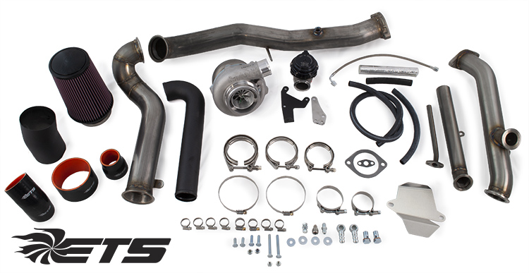 Extreme Turbo Systems Turbo Kit : Subaru WRX 2002-07 & STI 2004-07