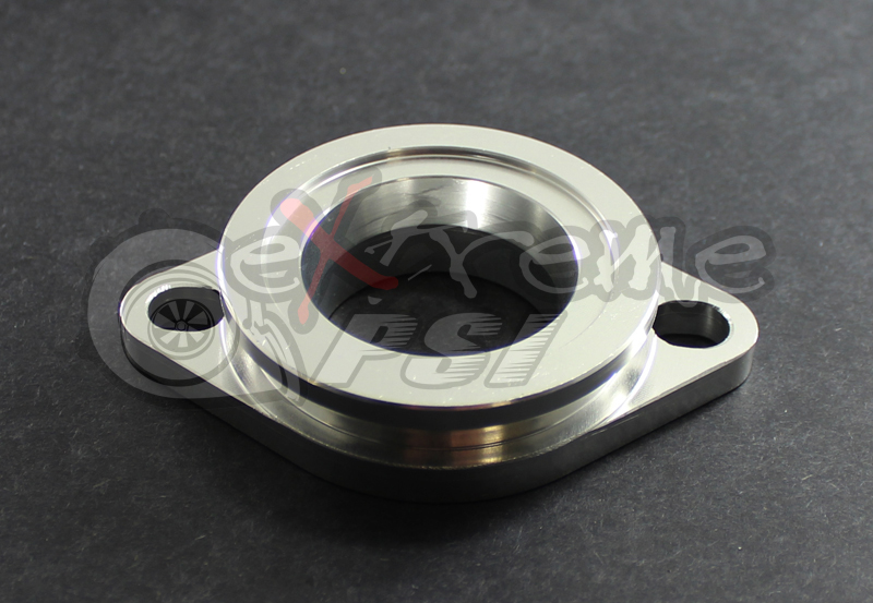 Extreme PSI Tial F38 2 Bolt Flange to 44mm Vband MV-R Wastegate Adapter: Universal
