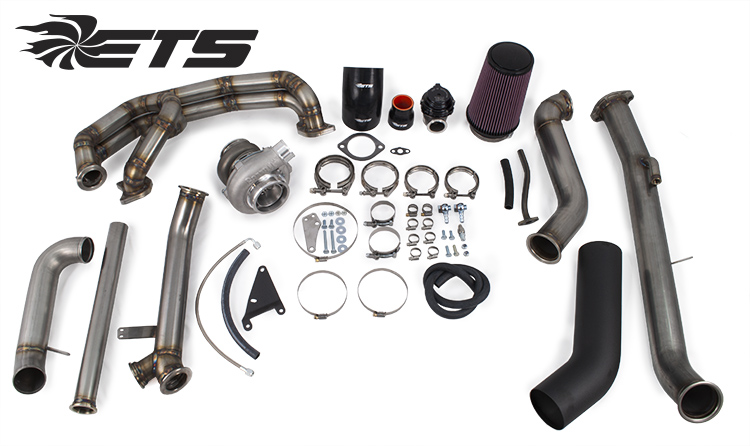 Extreme Turbo Systems Turbo Kit : Subaru WRX 2008-2014 & STI 2008-2014