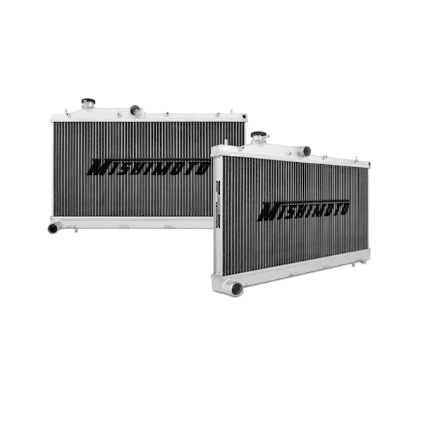 Mishimoto X-Line Performance Aluminum Race Radiator: Subaru WRX 2008-14 & STI 2008-15 *SALE*