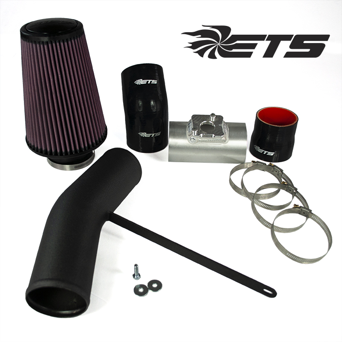 Extreme Turbo Systems Cold Air Intake Kit: Subaru STI 2008-14