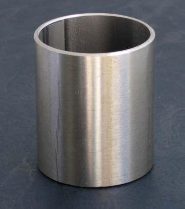 """Go Fast Bits 1"""" Stainless Steel Weld-On Adaptor: Universal"""