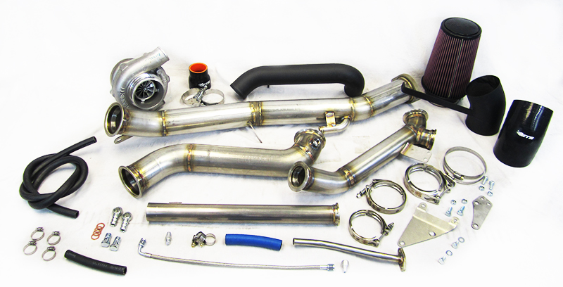 Extreme Turbo Systems Turbo Kit : Subaru STI 2015-18