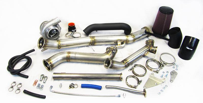 Extreme Turbo Systems Turbo Kit : Subaru STI 2015-18