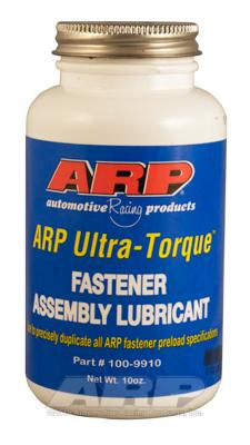 ARP Ultra Torque Lube 10 oz. Brush Top Bottle