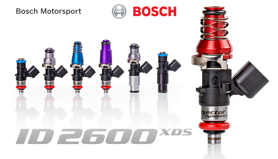 Injector Dynamics 2600-XDS Injectors : Subaru BRZ 2013+ *With FREE Plug & Play Adapter*
