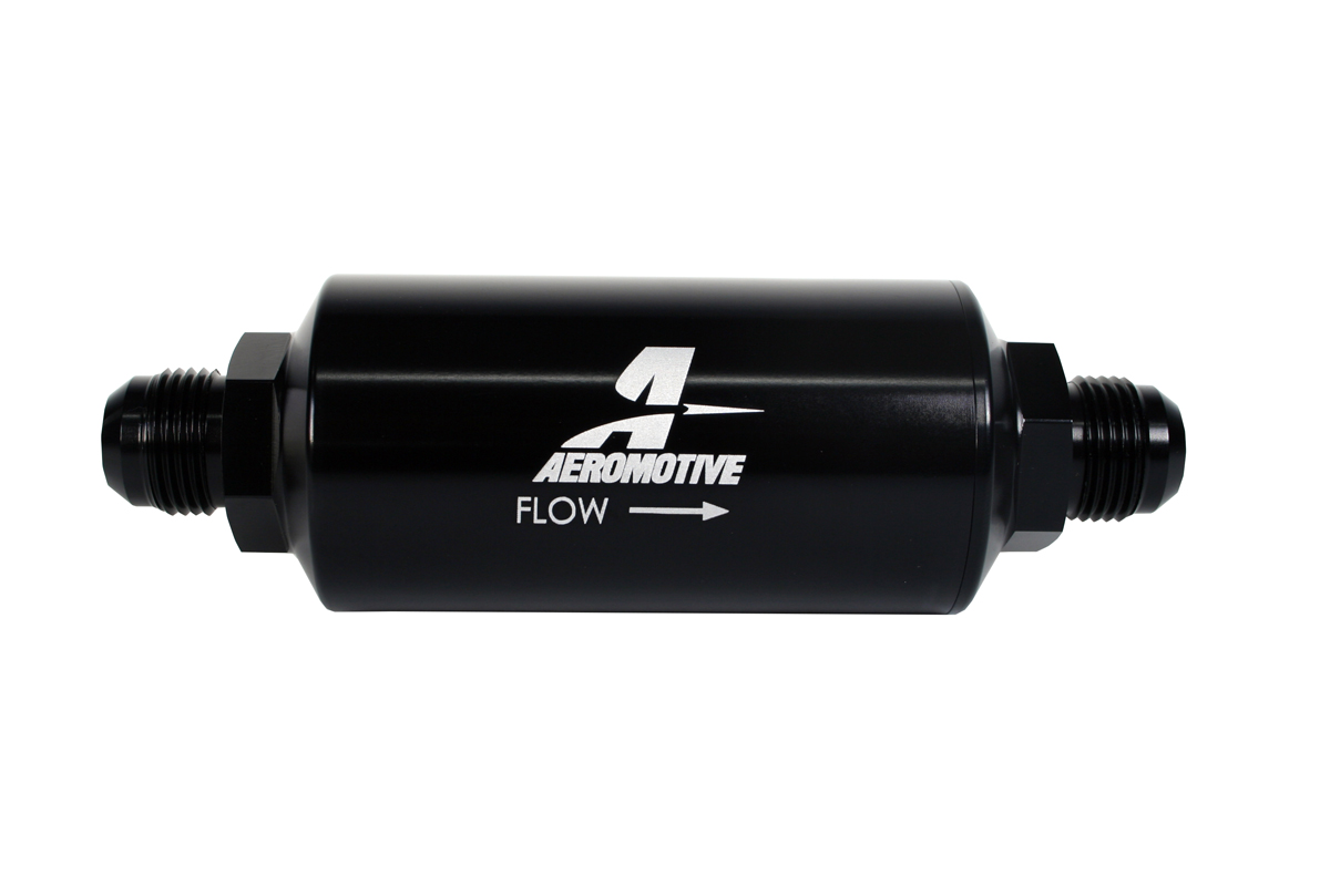 Extreme Psi Your 1 Source For In Stock Performance Parts 2006 Subaru Sti Fuel Filter Location Aeromotive Line 100 Micron Stainless Steel Male 10an