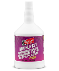Redline Synthetic Automatic Transmission Fluid : Non-Slip CVT