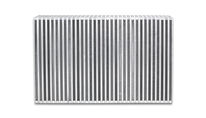 """Vibrant Performance Vertical Intercooler Core Only: 22"""" Wide x 14"""" High x 4.5"""" Thick"""