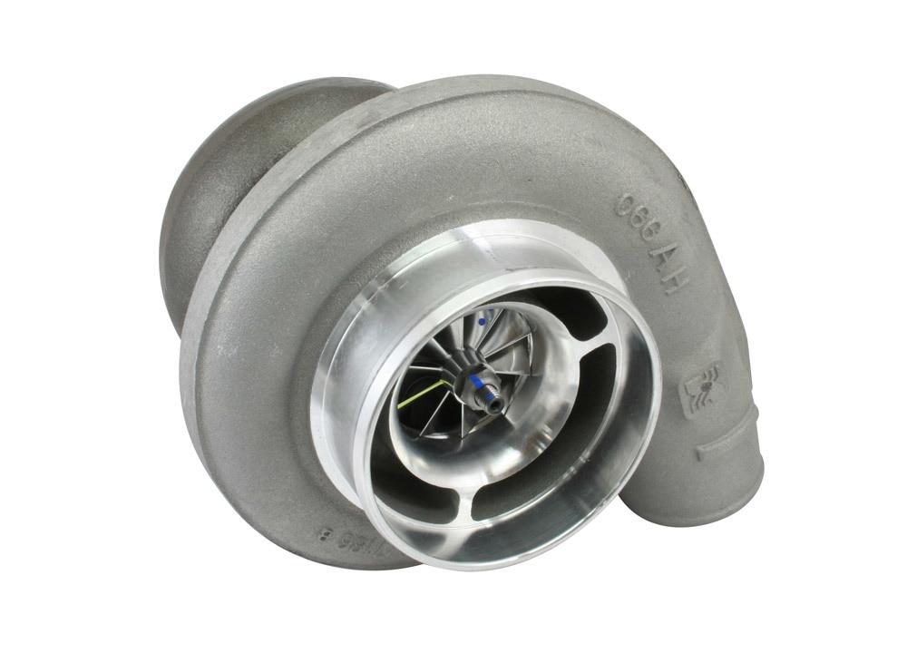 BorgWarner AirWerks S476 SX-E Super Core Turbocharger Assembly: 10087 (600-1200 HP) (aka 76/82 SX-E)