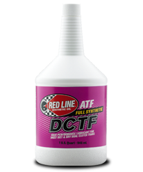 Redline Synthetic Dual Clutch Transmission Fluid : DCTF