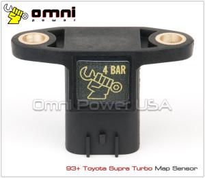 Omni-Power 3 Bar Map Sensor: Subaru WRX 2008-2014 / Legacy GT 2005-2009