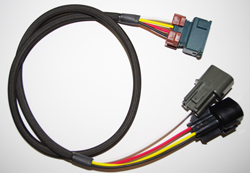 "Sheridan Engineering ""1G"" in a ""2G"" Cam Angle Sensor (CAS) harness: Mitsubishi Eclipse (1995-1996 Style)"