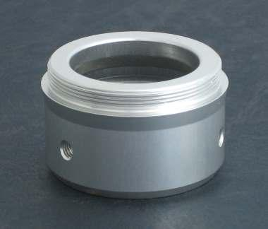 Go Fast Bits 38mm Pipe-Mount Base: Universal