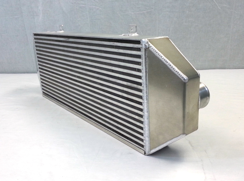 "Extreme Turbo Systems 10.5"" Race Intercooler Only: Mitsubishi Eclipse 1990-94"
