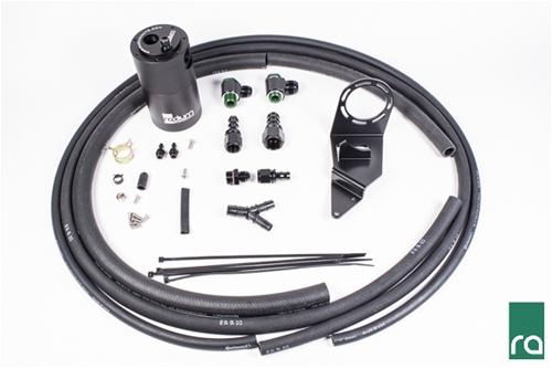 Radium Engineering Air Oil Separator (AOS) Kit: Subaru WRX/STI 2002-2014