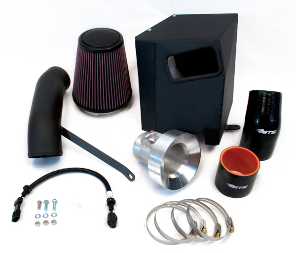 Extreme Turbo Systems Air Intake Kit: Subaru WRX 2015-18