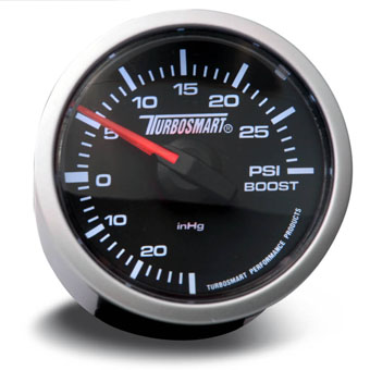 Turbosmart Boost Gauge: 30 PSI