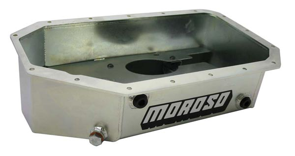 Moroso Race Baffled Oil Pans: Acura/Honda K-Series