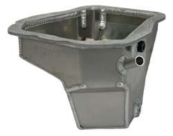Moroso Wet Sump 6 Quart Aluminum Oil Pan: Subaru EJ20, EJ22, EJ25