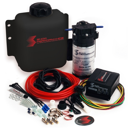 Snow Performance Stage 2 Boost Cooler Kit: MAF / MAP Controlled