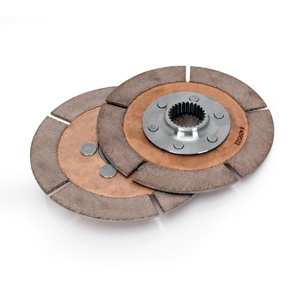 "Quarter Master 8-Leg Replacement Disc Set : Mitsubishi Eclipse 1990-99 & EVO VIII, IX & X (1"" x 23 Splines)"