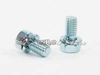 OEM Pressure Plate to Flywheel Bolt (Qnty: 1): Mitsubishi Evolution X
