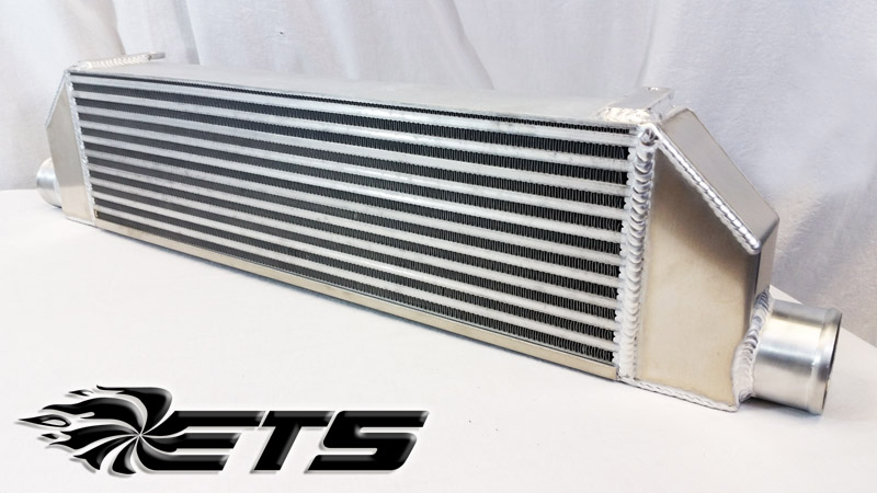 "Extreme Turbo Systems 7"" Street Intercooler Only: Mitsubishi Eclipse 1995-99"