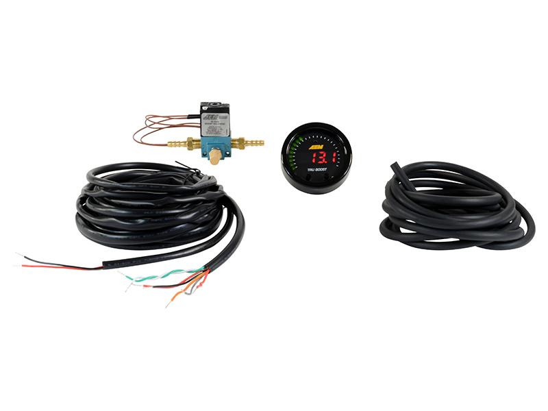 AEM TRU-BOOSTX Gauge-Type Boost Controller
