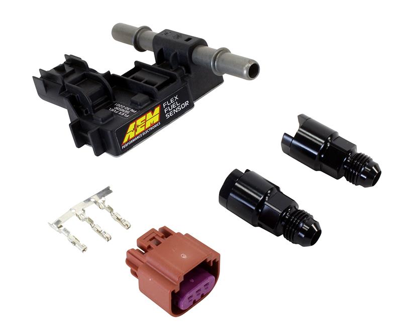AEM Flex Fuel Ethanol Content Sensor Kit