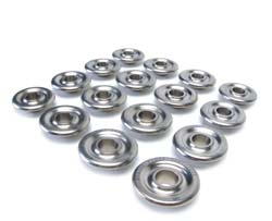 "Skunk 2 ""Pro"" Series Titanium Retainers: Honda/Acura K20A2/A3/Z1/Z3 and K24A1/A2/A4/A8/Z1"